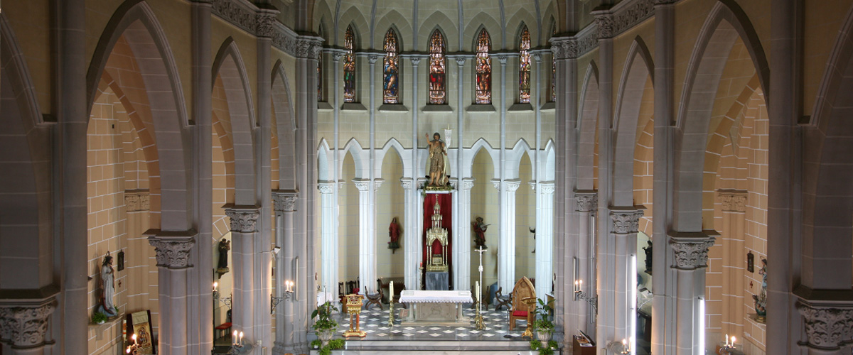 Nuestra Iglesia Parroquial