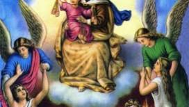 Virgen del Carmen -y-Purgatorio-