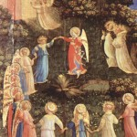 FRA ANGELICO Juicio final (fragmento)